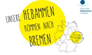 Unsere Hebammen kommen nach Bremen